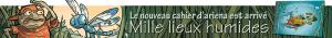 Mille lieux humides - Carnet d'Ariena n°15
