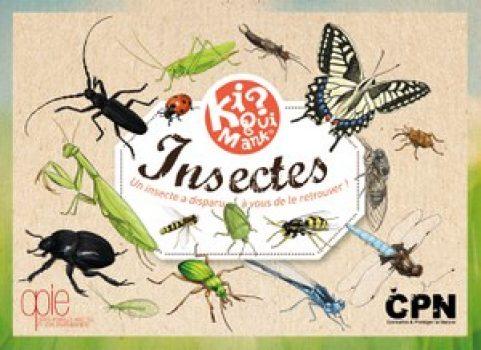 visuel Kiquimank insectes